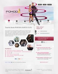 pohodadance.cz webdesign by dan-Es