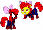 The Amazing Spider-Bloom Classic Suit