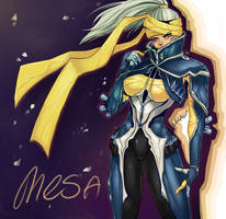 Mesa by maze-d