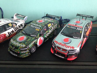Team Vodafone/888 by TeamBombersports