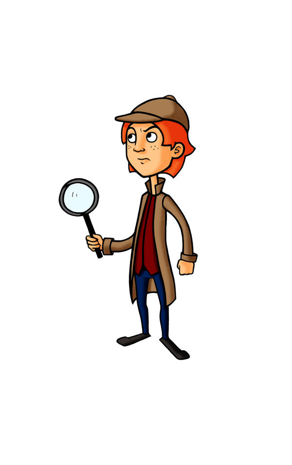 Boy Detective by thefluffyshrimp