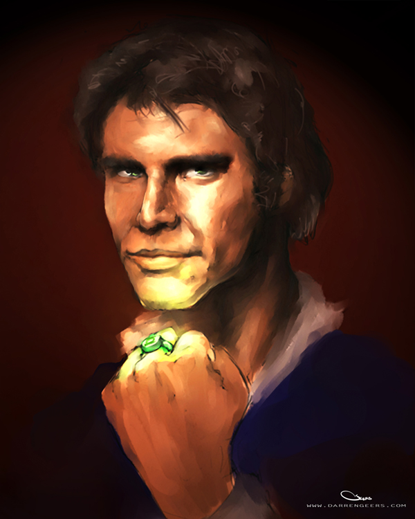 Han willpower by DarrenGeers