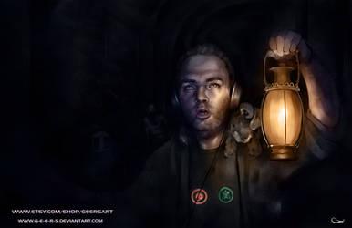 Day9 plays Amnesia: The Dark Descent.