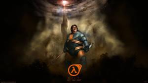 Gabe Newell Half Life 3 Wallpaper by DarrenGeers