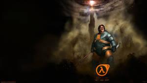 Gabe Newell Half Life 3 Wallpaper Right