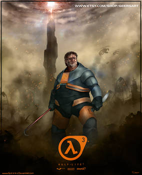 Gabe Newell: For Posterity