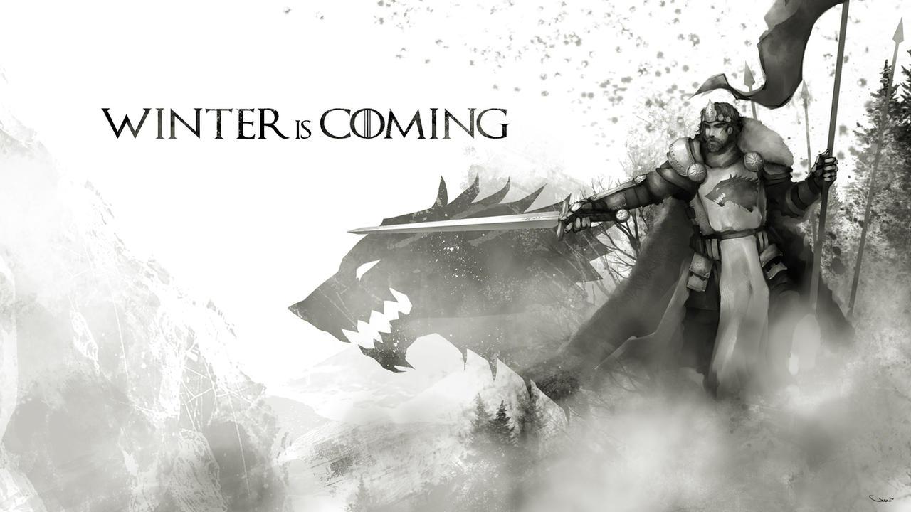 Robb Stark by DarrenGeers