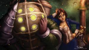 Bioshock mashup by Darren Geers (video below)