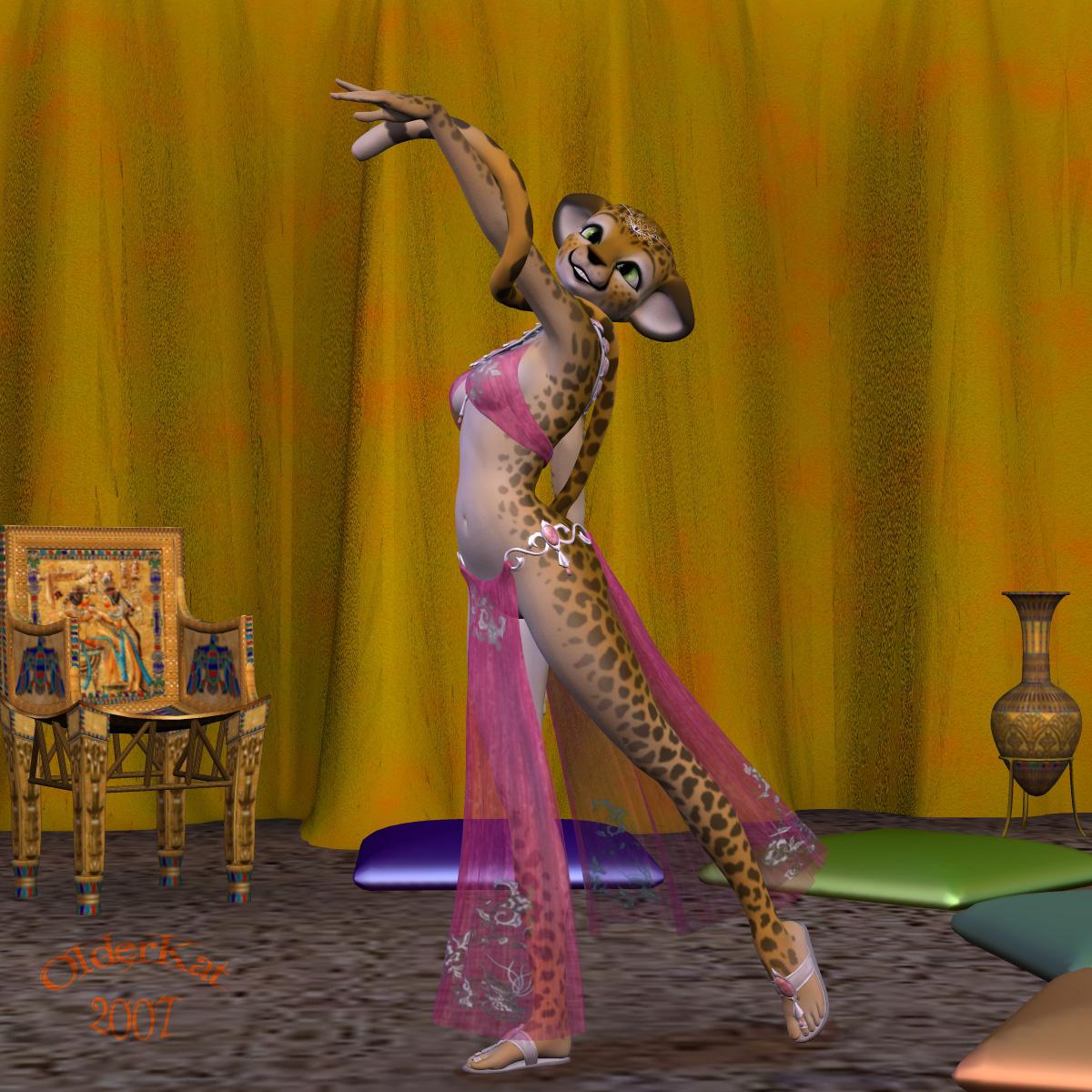 3d snake dancer naked galleries