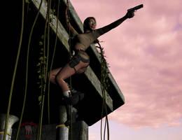 Treasure Hunter-2 by black-Kat-3D-studio