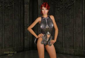 Warrior Class by black-Kat-3D-studio