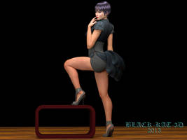 Neve by black-Kat-3D-studio