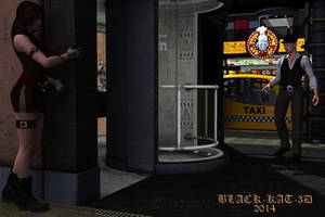The Contract by black-Kat-3D-studio