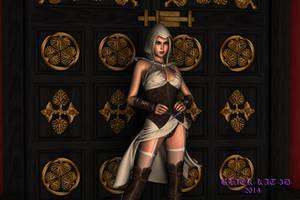 Assassin by black-Kat-3D-studio