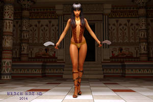 Amunet by black-Kat-3D-studio