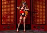 Geisha-Warrior