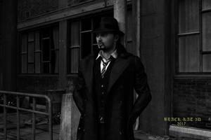 Private Eye by black-Kat-3D-studio