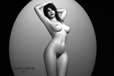 Rosana by black-Kat-3D-studio