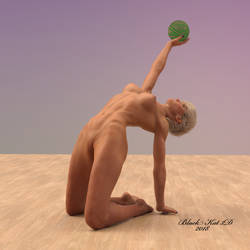 The Supple Body by black-Kat-3D-studio