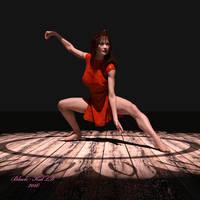 Tai Chi by black-Kat-3D-studio