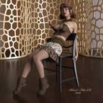 Pattie by black-Kat-3D-studio