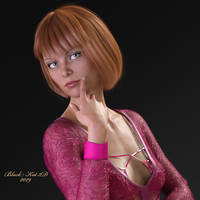 Carley by black-Kat-3D-studio