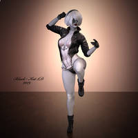 Senita.... by black-Kat-3D-studio