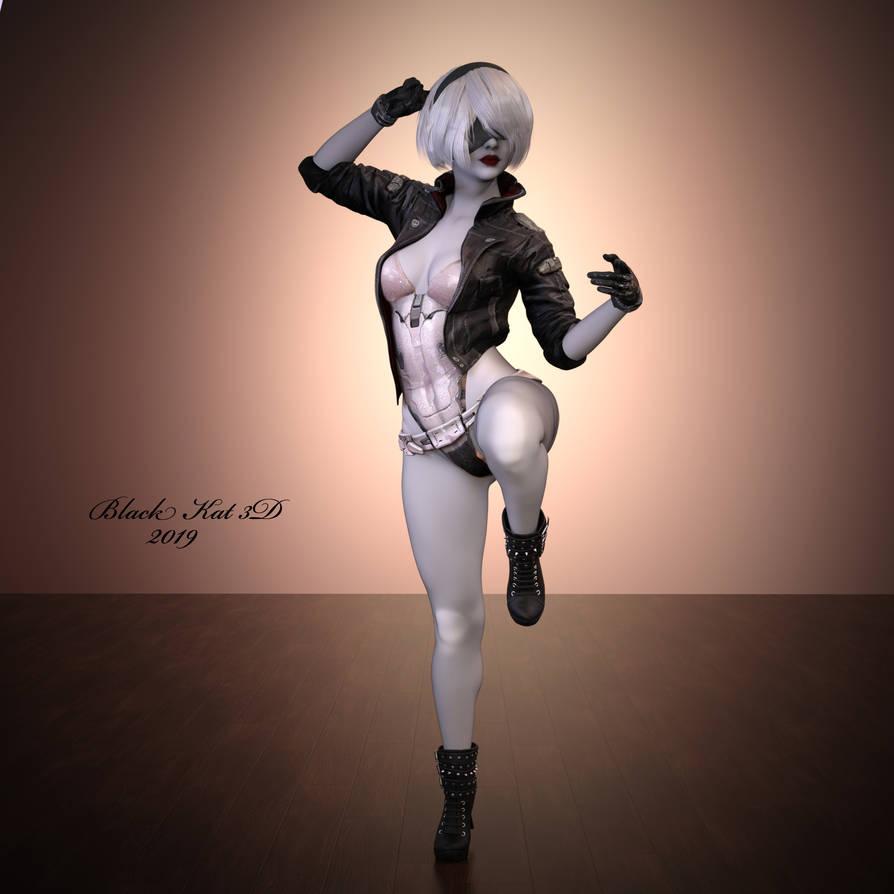 Senita.... by black-Kat-3D-studio