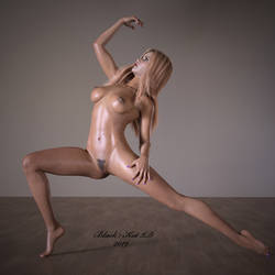 Body Sculpture by black-Kat-3D-studio