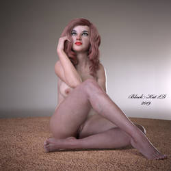 Heidi by black-Kat-3D-studio