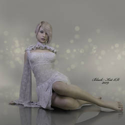 Ice White by black-Kat-3D-studio