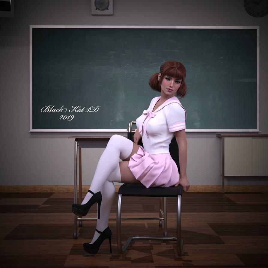 School Girl - Cosplay