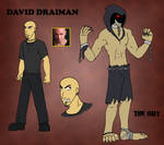 DAVID DRAIMAN- ANACHRONISM AUD
