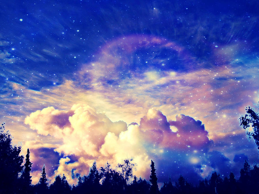 Magic Sky by Jessica-Lorraine-Z on DeviantArt: jessica-lorraine-z.deviantart.com/art/Magic-Sky-251231585
