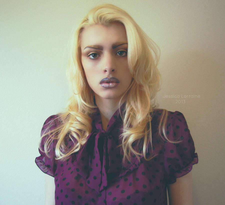 Blonde by Jessica-Lorraine-Z