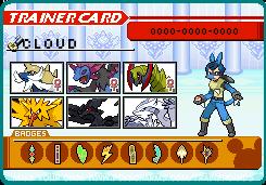 trainer card cloud by Riku8406
