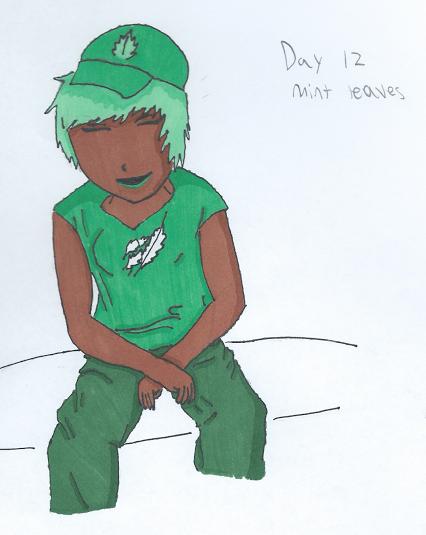 Mint Leaves by Riku8406