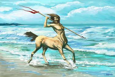 The Centaur by BillCorbett