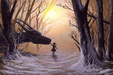 The spirit of farewell by BillCorbett