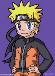 Naruto by BillCorbett