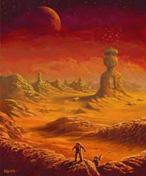 Monolith by BillCorbett