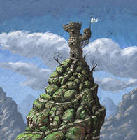 Surrender at Torre de Cuervos by BillCorbett