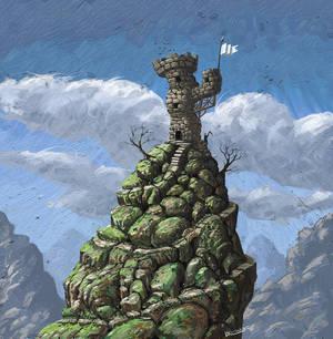 Surrender at Torre de Cuervos