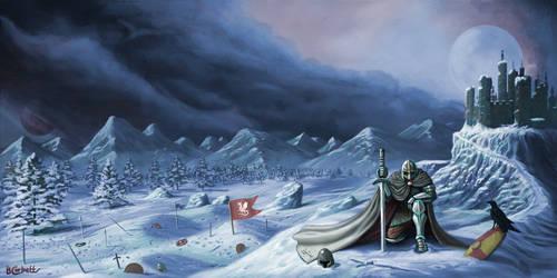 Wintersveil by BillCorbett