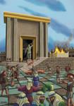 Desecration of the Temple by BillCorbett