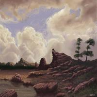 Sphinx by BillCorbett