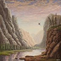 Pegasus by BillCorbett
