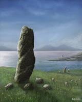 The Looking Stone by BillCorbett