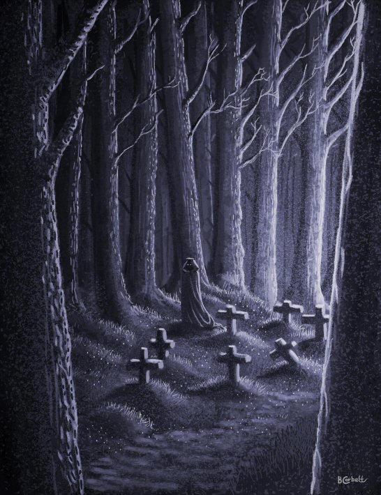 Black Widow by BillCorbett