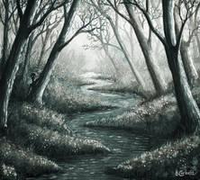 I saw it by the river by BillCorbett